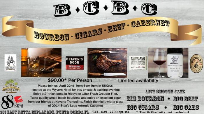 bourbon night 4-22-2020